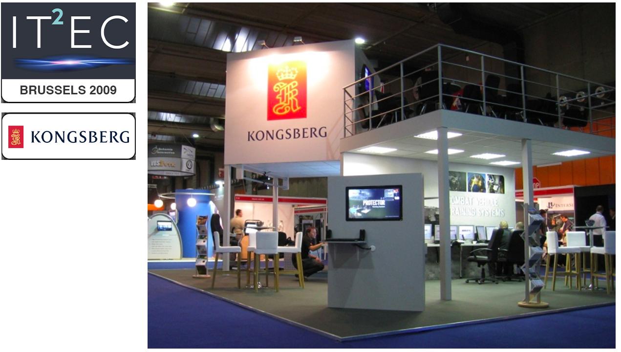 KONGSBERG-BRUSSELS