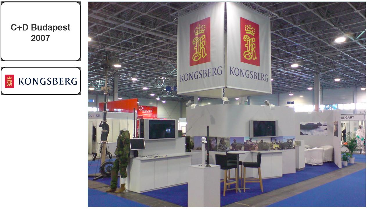 KONGSBERG-C+D
