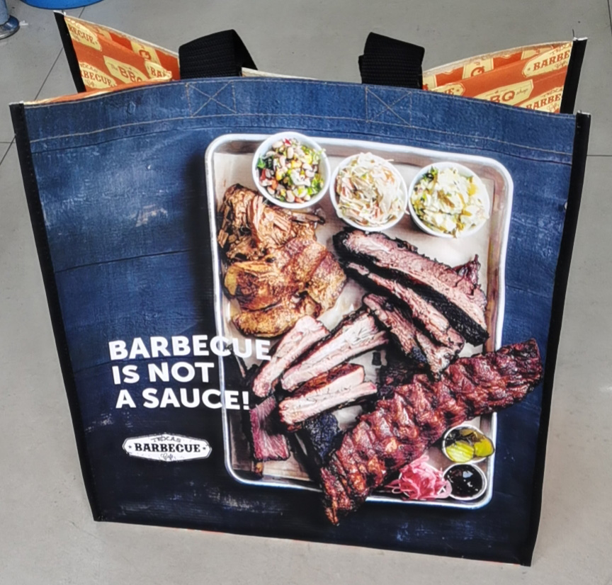 BBQ Shop Special Bags pic.1