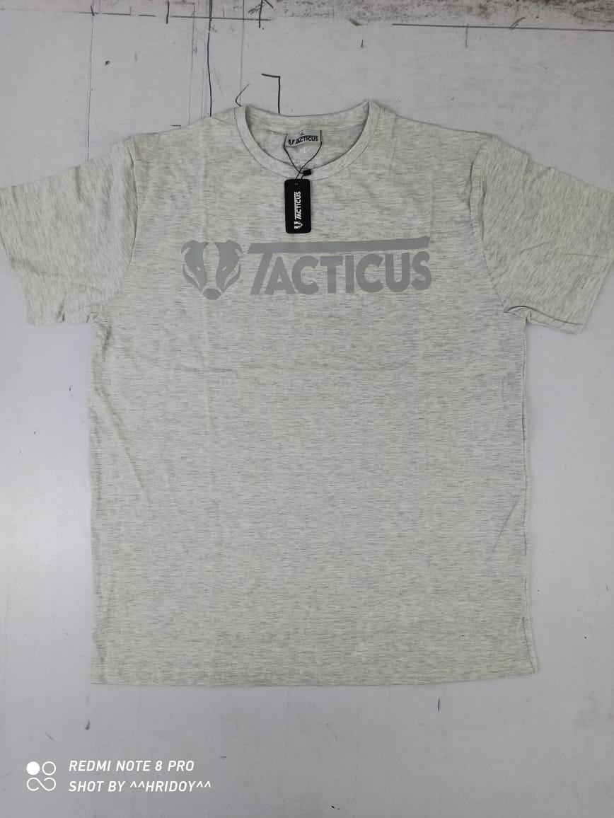 T-Shirt Grey front